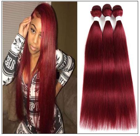 99J Human Hair 100% Natural Remy Human Hair img