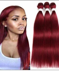 99j Weave 100% Natural Remy Human Hair img