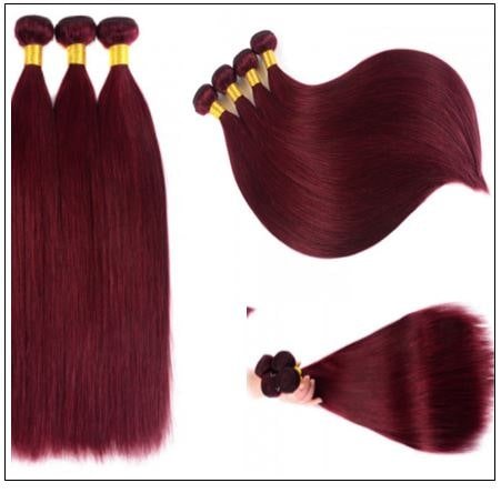 burgundy hair bundles 2-min