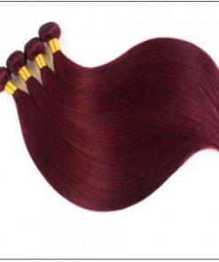burgundy hair bundles 3-min