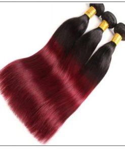 burgundy ombre weave 4-min