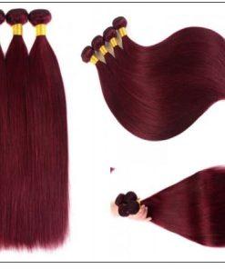 burgundy weave hairstyles (3)-min