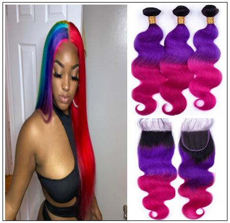 colored bundles with closure img