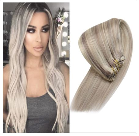 platinum blonde highlights on dirty blonde hair img-min