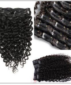 Curly Clip in Extensions 3
