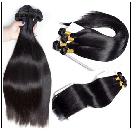 Hair Bundles with Closures (2)