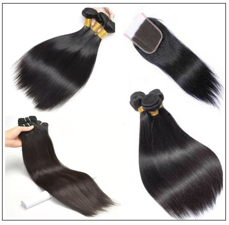 Hair Bundles with Closures (6)