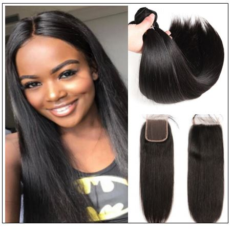 Hair Bundles with Closures img