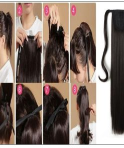 18 Inch Ponytail Hair Extensions (6)