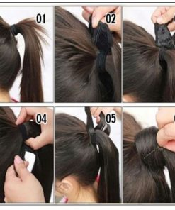24 Inch Ponytail Hair Extensions (4)