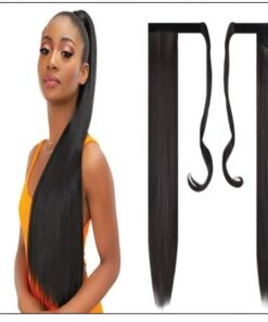 Black Girl Weave Ponytail Hair Extensions