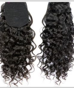 Loose Wave Ponytail Hair Extensions 2