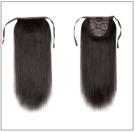 Natural Hair Weave Ponytail Hair Extensions (3)