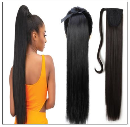 Remy Ponytail Hair Extensions (3)