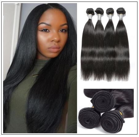 10 Inch Sew in Hair Extensions (1)