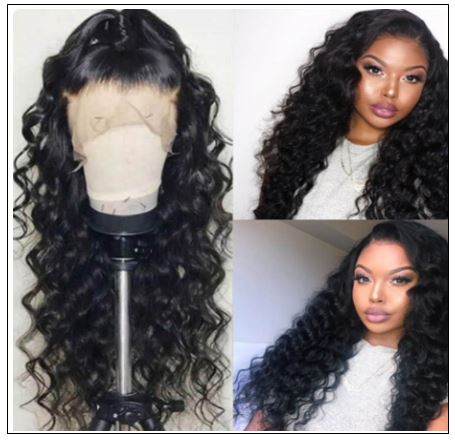 13×4 Deep Body Wave Wig Hair Extensions 3