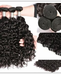 Best Wet and Wavy Hair for Sew in Hair Extensions (4)