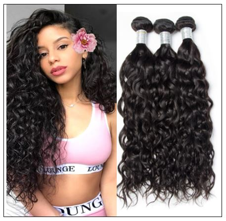 Best Wet and Wavy Hair for Sew in Hair Extensions (6)