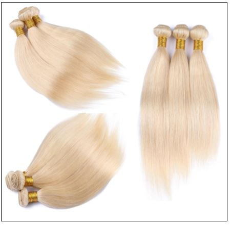 Blonde Sew in Weave Hair Extensions (6)