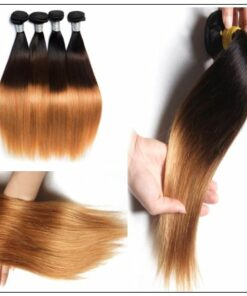 Ombre Sew in Weave Hair Extensions (6)