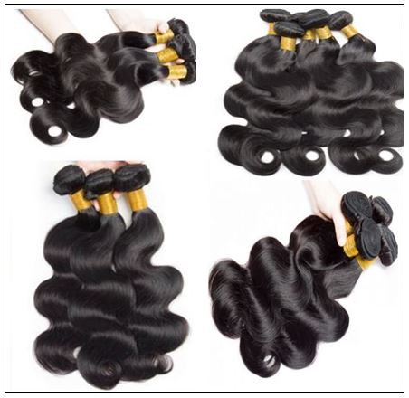 Side Part Body Wave Sew in Hair Extensions (5)